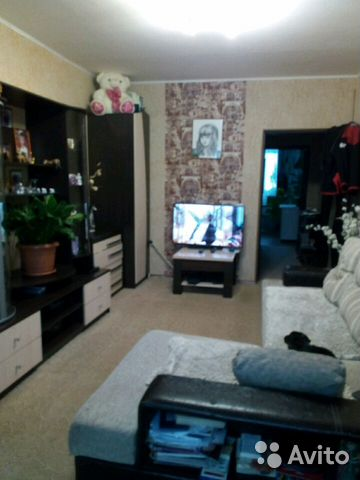 Продается однокомнатная квартира за 4 200 000 рублей. г Салехард, ул Павлова, д 39А.