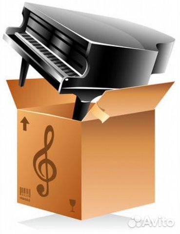Перевозка пианино. Такелажные работы 89086324049 купить 2