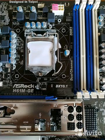 ASROCK H61M-GE DOWNLOAD DRIVER