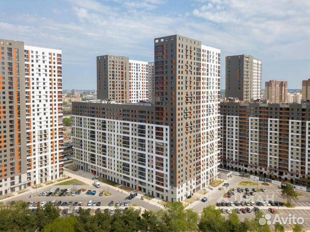 Продается квартира-cтудия за 4 390 000 рублей. Московская обл, г Котельники, ул Сосновая, д 1 к 3.