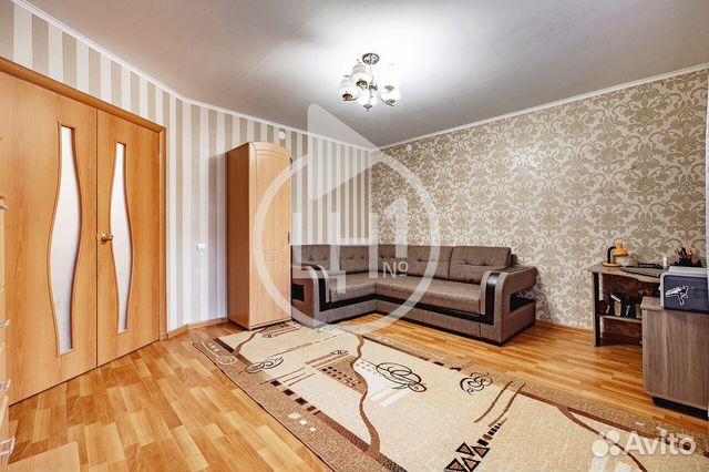 Продается двухкомнатная квартира за 4 650 000 рублей. г Казань, ул Серова, д 22/24.