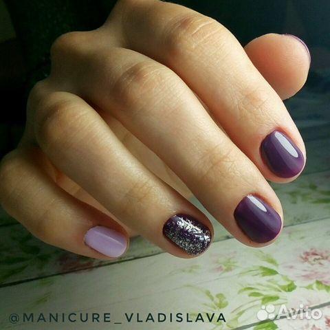 Ногти Маникюр Разные Рисунки