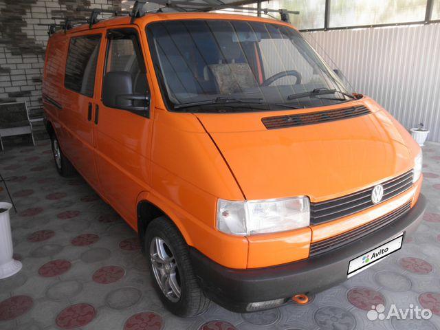 Купить Volkswagen Transporter пробег 60 000.00 км 1994 год выпуска