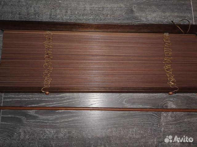 Продам жалюзи для балкона деревянные 89056242255 купить 2