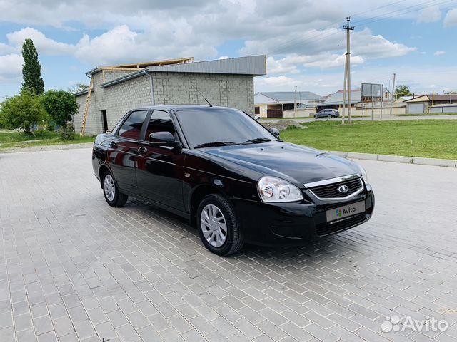 Купить ВАЗ (LADA) Priora пробег 11 600.00 км 2018 год выпуска