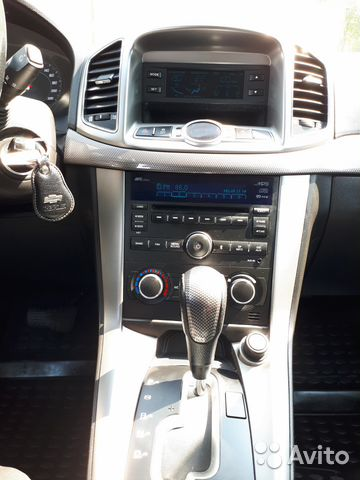 Купить Chevrolet Captiva пробег 125 223.00 км 2012 год выпуска
