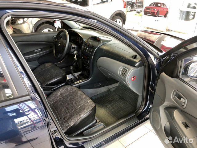 Купить Nissan Almera пробег 189 000.00 км 2007 год выпуска