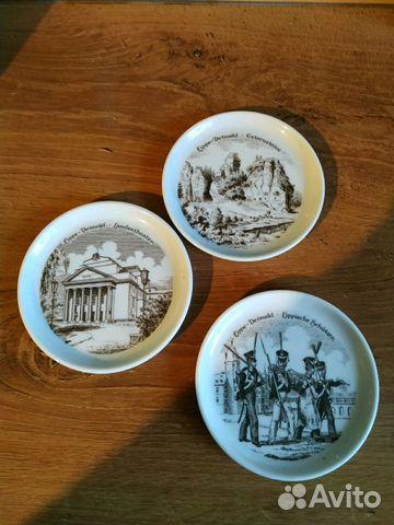 Коллекционные тарелки Frstenberg 89206316432 купить 2