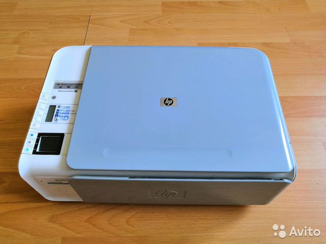 HP PHOTOSMART C4200 ALL-IN-ONE DRIVER DOWNLOAD