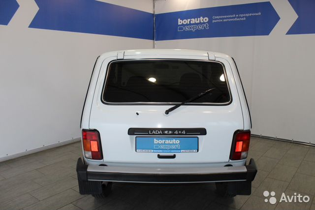 Купить ВАЗ (LADA) 4x4 (Нива) пробег 59 000.00 км 2013 год выпуска