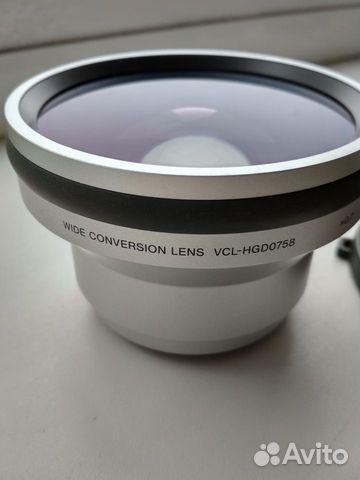 Оптический широкоугольный конвертер Sony vclhg0758 89242094052 купить 2