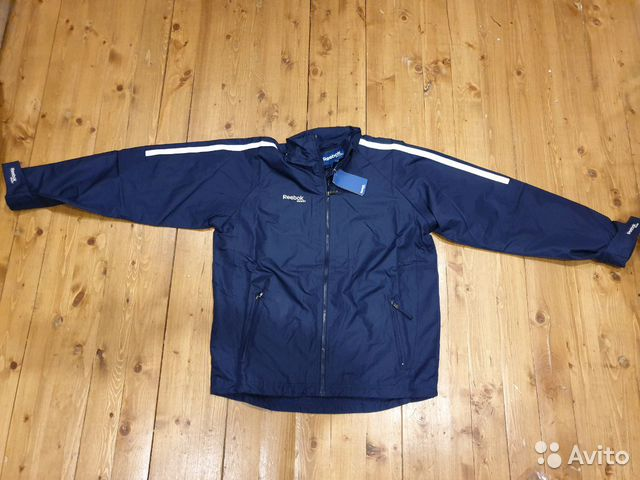 89036020550 Хоккейная куртка Reebok hockey, p. M