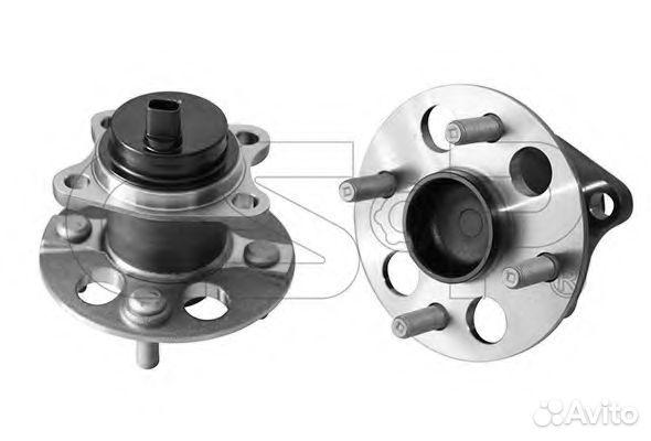 Подшипники задние FC65477 Eaton m62 m90 m112 | Festima Ru
