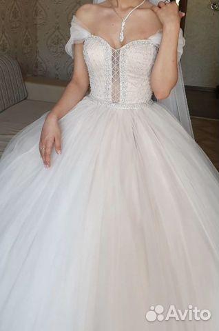 89380335555  Свадебное платье