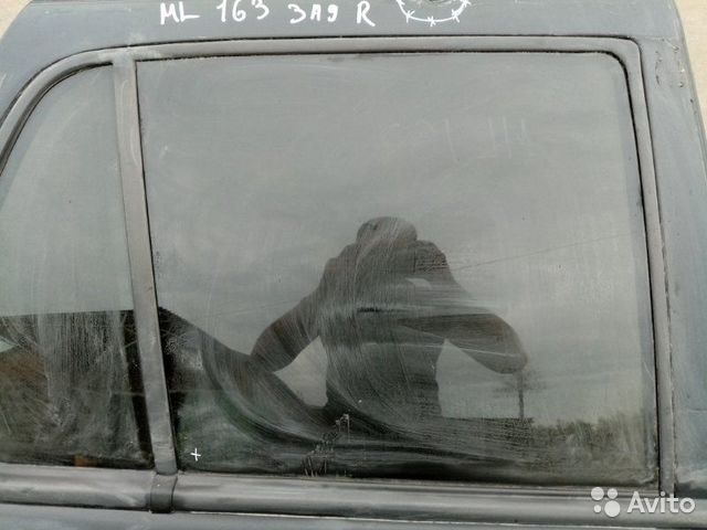 89026196331 Стекло двери заднее правое Mercedes-Benz Ml-Class