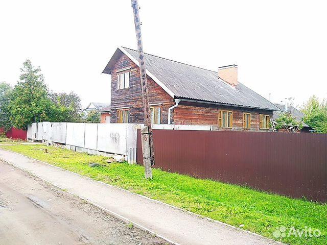 Дом 300 м² на участке 6 сот. 89500059958 купить 2