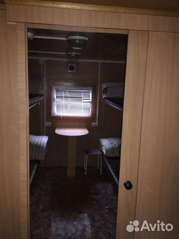 Вагон-дом жилой Спутник на 4 человека 89115748339 купить 5
