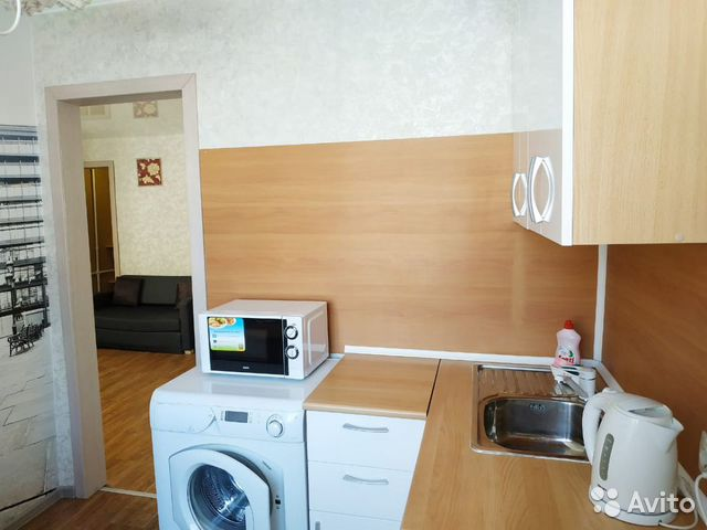 1-room apartment, 33 m2, 2/5 floor. 89821016608 buy 4