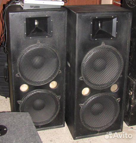Проф акустика 2000W колонки 2шт Frank Audio 2x15Д 89128899109 купить 5