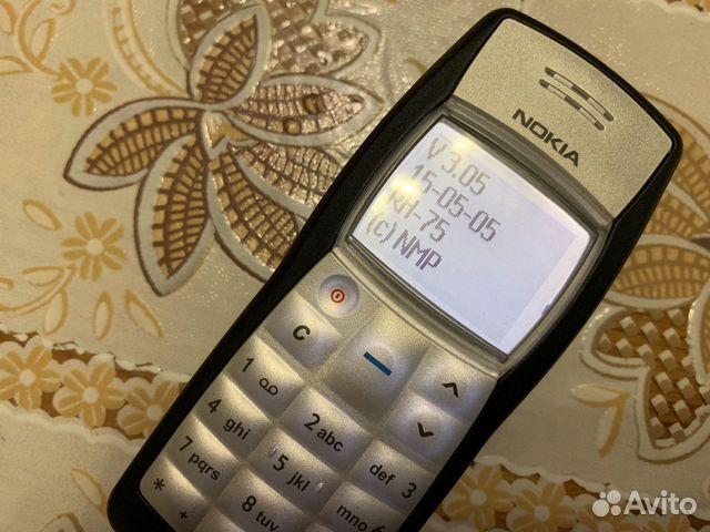Новая Nokia 1101 все родное оригинал