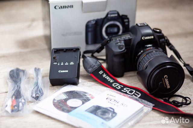 Canon 5D mark ii+ объектив 28-135 мм 89608557863 купить 2
