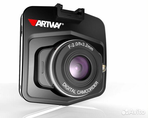 Видеорегистратор artway aw-510 89051244445 купить 1