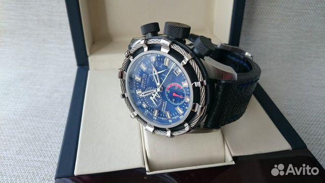 Мужские часы Chronograph Invicta 6433 Обмен 89525003388 купить 5