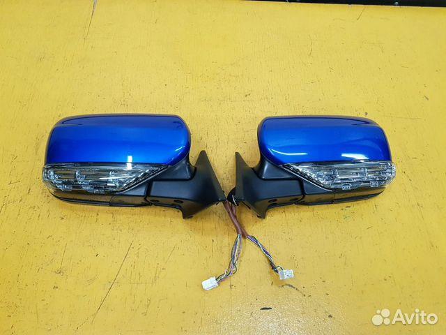 89625003353 Зеркала с повторителями комплект Subaru Forester