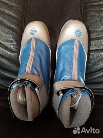 Лыжные ботинки 89270531410 купить 2