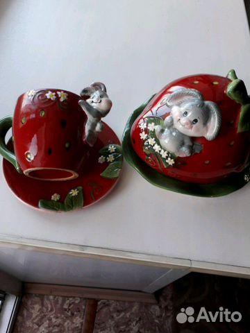 Набор для чая обалденный подарок к 8 марта