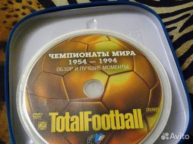 DVD-диски о футболе  купить 6