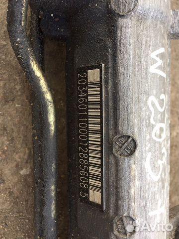 Продам рулевую рейку на мерседес W203 89114511841 купить 2