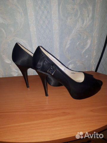 Туфли 39-40размер 89870406122 купить 1