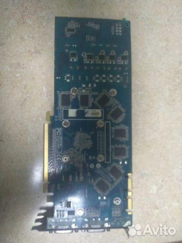 Видеокарта GeForce 9800 GTX + купить 2
