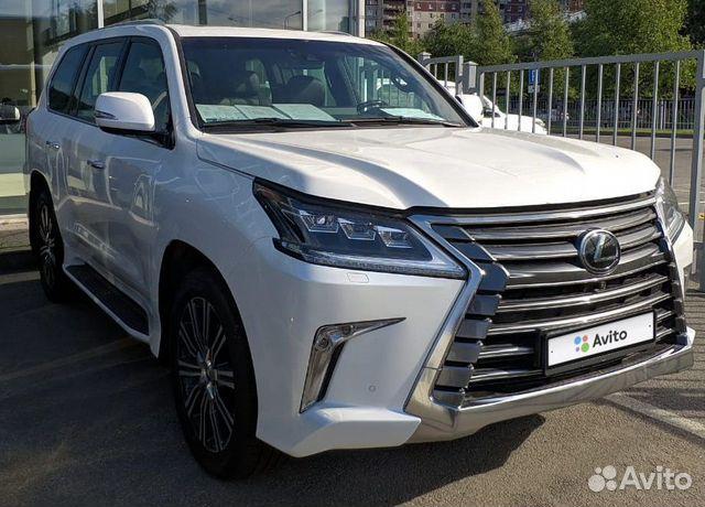 Lexus LX, 2019 купить 2