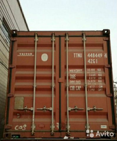 Морской контейнер 89272070979 купить 2