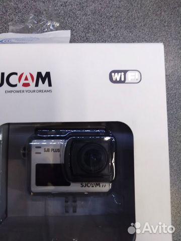 Экшн-камера sjcam SJ8 Plus 89517492544 купить 2