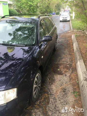 Audi A6, 2002 89606363808 купить 1