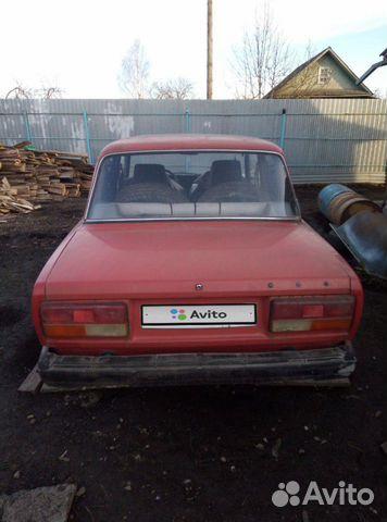 ВАЗ 2107, 1995