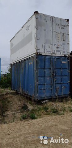 Container 20 feet buy 2