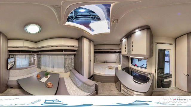 Самый легкий дом на колесах Hobby Ountour 390 Sf 89183304949 купить 4