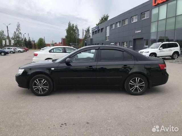Hyundai Sonata, 2010 88162682472 купить 8
