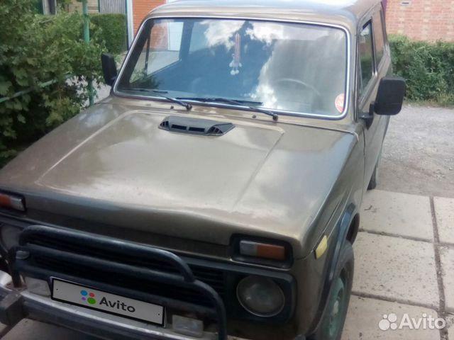 LADA 4x4 (Нива), 1998 89188523116 купить 2