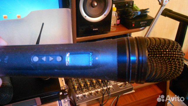Радиосистема для вокала  89194550764 купить 3
