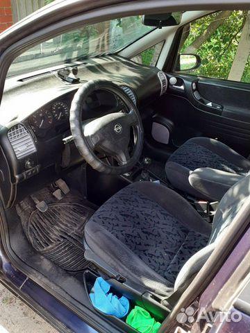 Opel Zafira, 1999 89606305632 купить 5