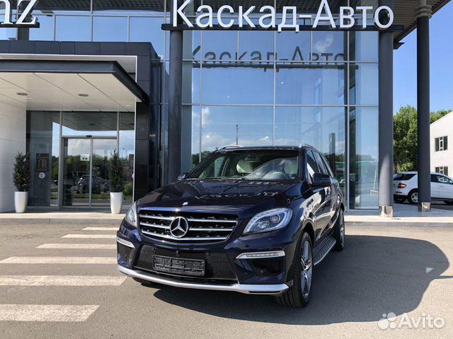 Mercedes-Benz M-класс AMG, 2013 89058194466 купить 1