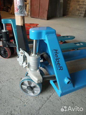 Тележка гидравлическая 2600 кг. Рохля  купить 2