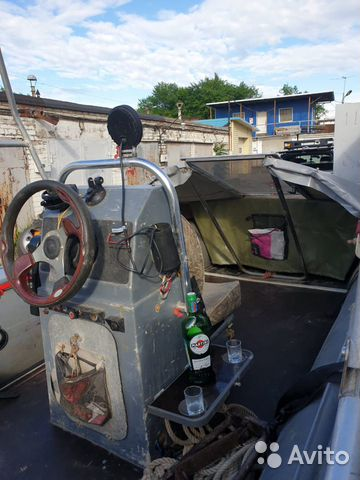 Продам лодку - катамаран флагман 460К 89842902991 купить 6