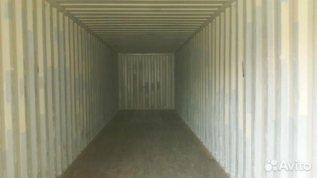 Контейнер 40 футов тонн 89501119667 купить 3