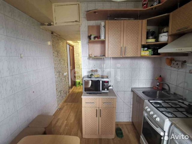 1-к квартира, 31 м², 1/5 эт. 89610020640 купить 4